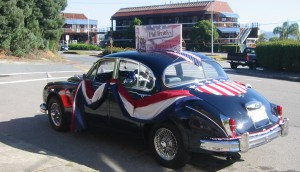 Phil's Jag - July 4th