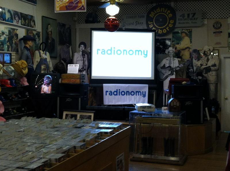 nashville radionomy