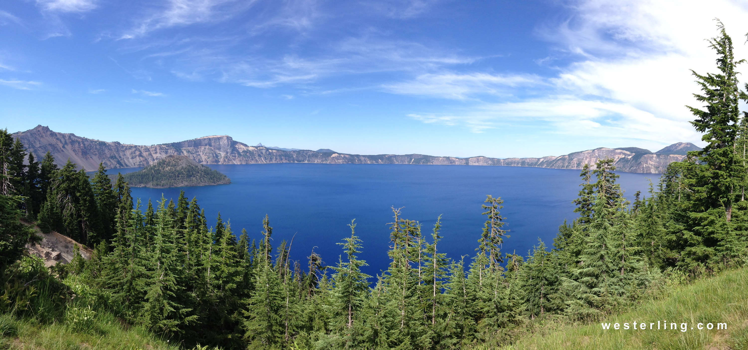Crater Lake July 4, 2015